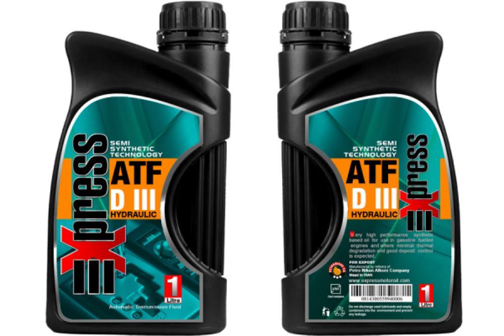 روغن دنده اتوماتیک  هیدرولیک ا لیتری ATF  (Automatic transmission fluid )